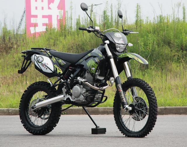 Motorka Shineray GY2 Enduro, prodej motorek, fotografie 1