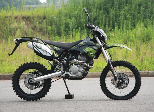 Motorka Shineray GY2 Enduro, prodej motorek, fotografie 2