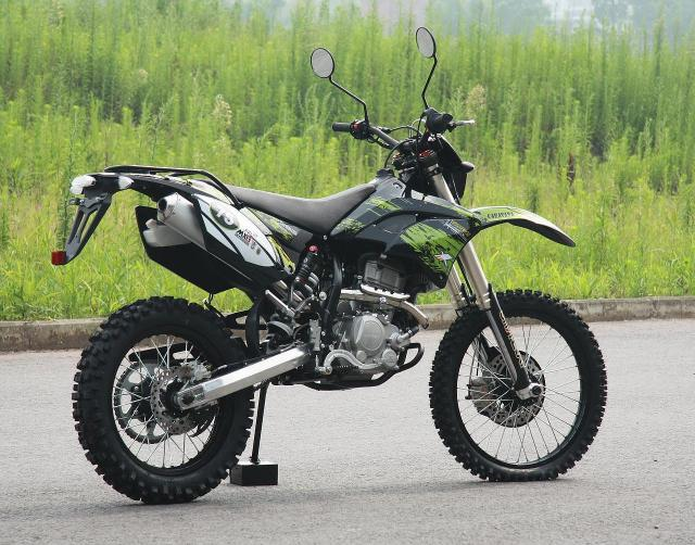 Motorka Shineray GY2 Enduro, prodej motorek, fotografie 3