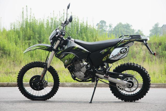 Motorka Shineray GY2 Enduro, prodej motorek, fotografie 4